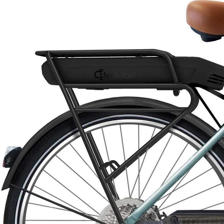 Ηλεκτρικό ποδήλατο O2Feel