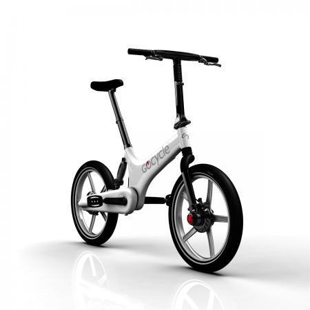 Gocycle G3 White