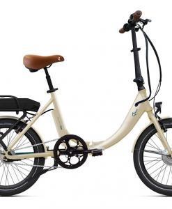 σπαστό ηλεκτρικό ποδήλατο