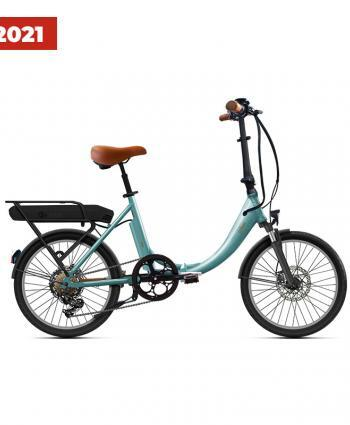 σπαστό ηλεκτρικό ποδήλατο O2Feel