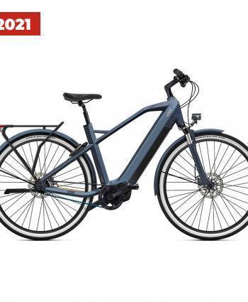 Ηλεκτρικό ποδήλατο με ιμάντα Carbon Gates