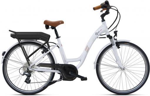 Ηλεκτρικό ποδήλατο πόλης O2Feel Vog D8C Center Motor