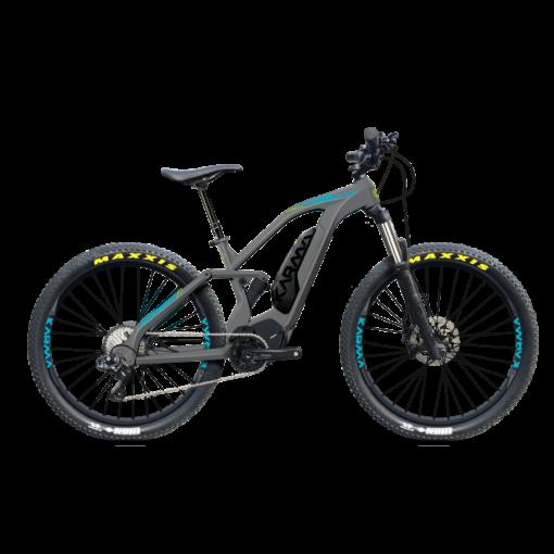 Ηλεκτρικό ποδήλατο βουνού Karma FS full suspension
