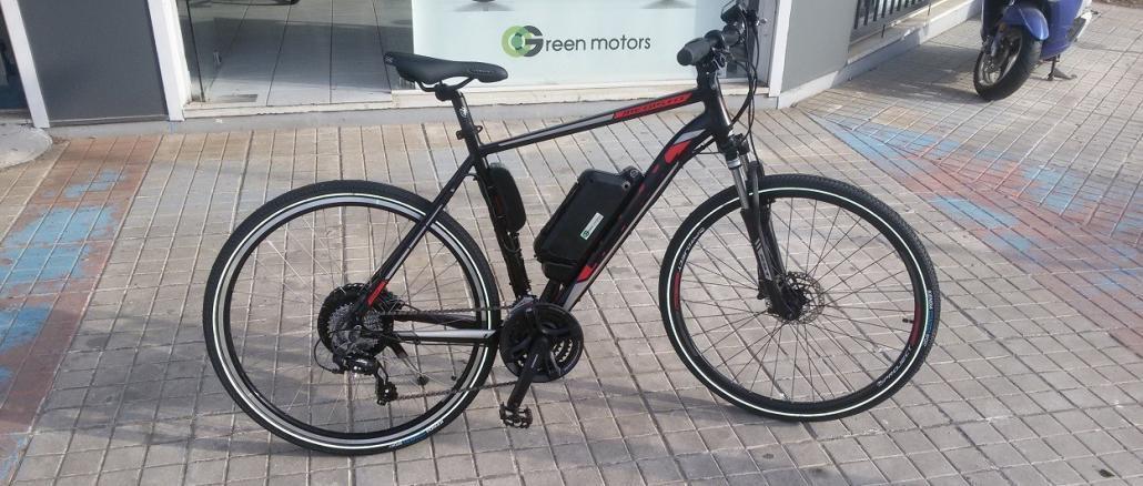 Ηλεκτρικά Ποδήλατα Μετατροπή