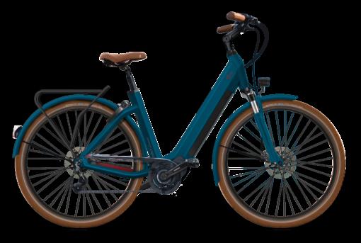 Ηλεκτρικό ποδήλατο με Shimano Steps & Nexus 8. O2Feel iSwan N8