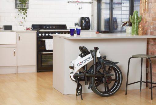 Σπαστό ηλεκτρικό ποδήλατο Gocycle GX