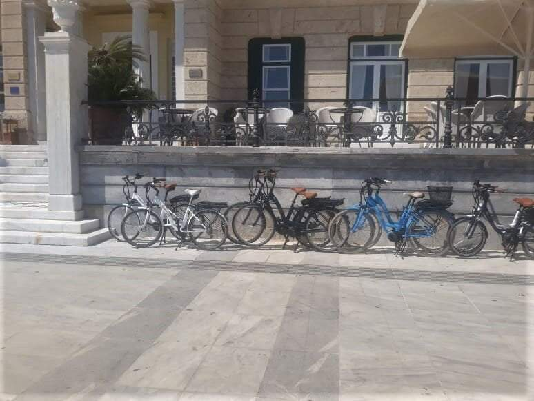 Ηλεκτρικά Ποδήλατα για Ενοικίαση