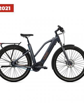 Ηλεκτρικό ποδήλατο ιμάντα Gates Carbon Drive και το νέο πανίσχυρο μοτέρ μοτέρ Shimano Steps EP 8 O2Feel VERN URBAN POWER 9