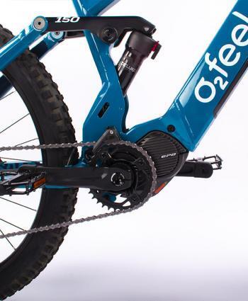 Ηλεκτρικό ποδήλατο Enduro