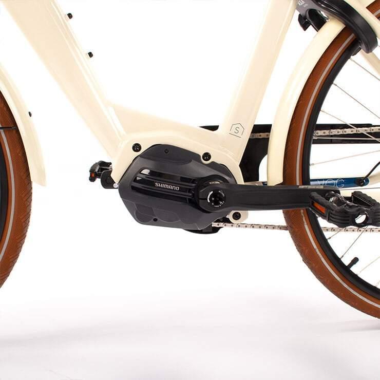Ηλεκτρικό ποδήλατο Shimano Steps 6100 O2Feel Vog City Boost